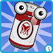 Crazy Cans: Tiny Adventures by InkPad Studios Inc.