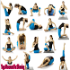 Yoga Movement For Slimming by bendroid