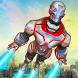 Superhero Flying Robot Rescue by Mizo Studio Inc