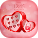 Love Lock Screen with Password by Plopplop Apps