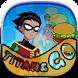 Super Jungle Titans Go Run Adventure by ama4apps