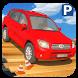 4x4 Jeep City Drive 3D : Jeep Parking Game