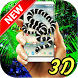 Snake On Screen 3D Pro - Snake in Phone Funny Joke by super games play123