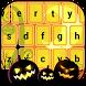 Halloween Keyboard Theme by Thalia Photo Art Studio