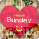 Happy Sunday Gif by Varniappstore