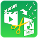 Video to MP3 Converter, RINGTONE Maker, MP3 Cutter by AppSourceHub