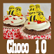 Chocolate Recipes 10 by Hodgepodge