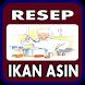 Aneka Resep Ikan Asin by Bazla_Apps Studio
