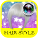 Hair Style Photo Editor by Inzspirationzz