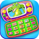 Toy Phone For Toddlers - Kids Preschool Activities by Aflatoon Games