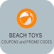 Beach Toys Coupons - I'm in! by ImIn Marketer