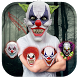 Scary Killer Clown Mask - Horror Face Changer by AyoStudio