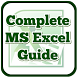 Learn MS Excel Complete Guide (OFFLINE) by JainDev