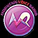 Mountain Voice Radio by SuperSlum Design Studioz
