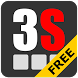 Tic Tac Toe 3S Free by theDart76