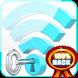 Hacker Wifi Password simulator by App Wifi Hacker key