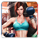 Real 3D Women Boxing by GamesClan