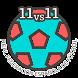 11vs11 - Inglés y fútbol