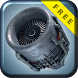 Turbo Jet Engine 3D Live Wallp by ProStudio Design