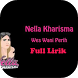 Video Full Lirik Nella Kharisma by Davindev