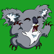 Drop Bear attack by SilverEdge games