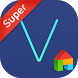 Vividline LINE Launcher theme by Camp Mobile for dodol theme