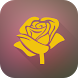 Lovely Rose 3D Locker Theme by Jayesh lad