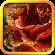 Glitter Rose Live Wallpaper by November Apps
