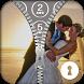 Couple Photo Zipper LockScreen by Step N Step
