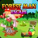 Best Escape Games 2017 - Forest Man Escape by Best Escape Games Studio