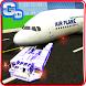 Airport Flight Ground Crew Sim