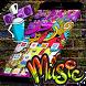 Music Graffiti Rock Theme by New Theme World