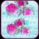 Frozen Rose Keyboard by Remote design studio