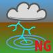 Blitzortung Lightning NG by WuAn