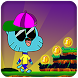 Jungle Gumball world run by Descoder Mobile