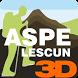 Aspe - Lescun Rando3D by Face au Sud