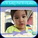 Cute Baby Photo Frames by izliappclicks