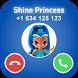 Call Shine Shimmer Princess by Callitos Studio