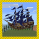 Ship Wars. Minecraft map by Diabase mobile
