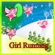 Girl Jump Running 2016 by MedoApps