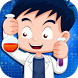 Science experiments by Crazy Cartoons
