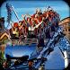 RollerCoaster Rush :Crazy Fastest Coaster Ride Sim