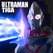 Hint Ultraman Tiga by mylove