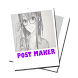 Post Maker - Write on Photos by Caique Campos