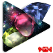 Colored Gems Live Wallpaper by CandyCode