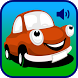 Car Sound Games For Kids Free! by Amazing Window Seat