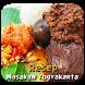 Resep Masakan Yogyakarta by GusMedia