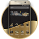 Luxury Gold Theme by Free Android Themes Dev