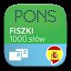 Fiszki- 1000 słów hiszpańskich by Wydawnictwo LektorKlett sp. z o.o.