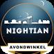 Avondwinkel Nightian Gent by Appsmen